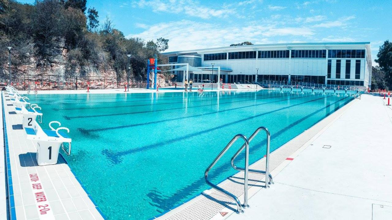 A mum was barred entry to the Angelo Anestis Aquatic Centre in Bexley, Sydney, because she had too many kids.
