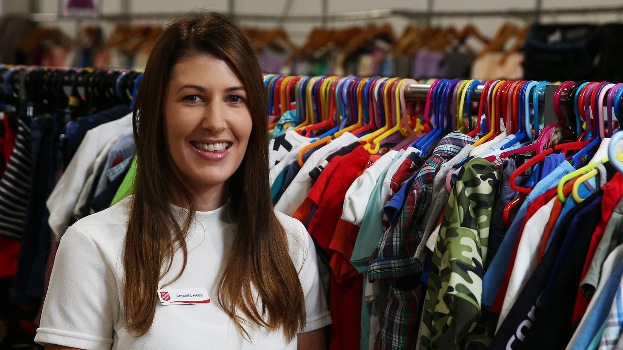 Financial counsellor for Moneycare Amanda Rees at the Salvos store in Manunda. The Salvation Army program provides assistance for Cairns residents in financial hardship. PICTURE: BRENDAN RADKE