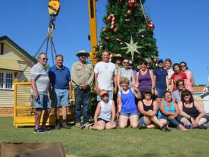Tree-mendous return of Christmas to Gayndah