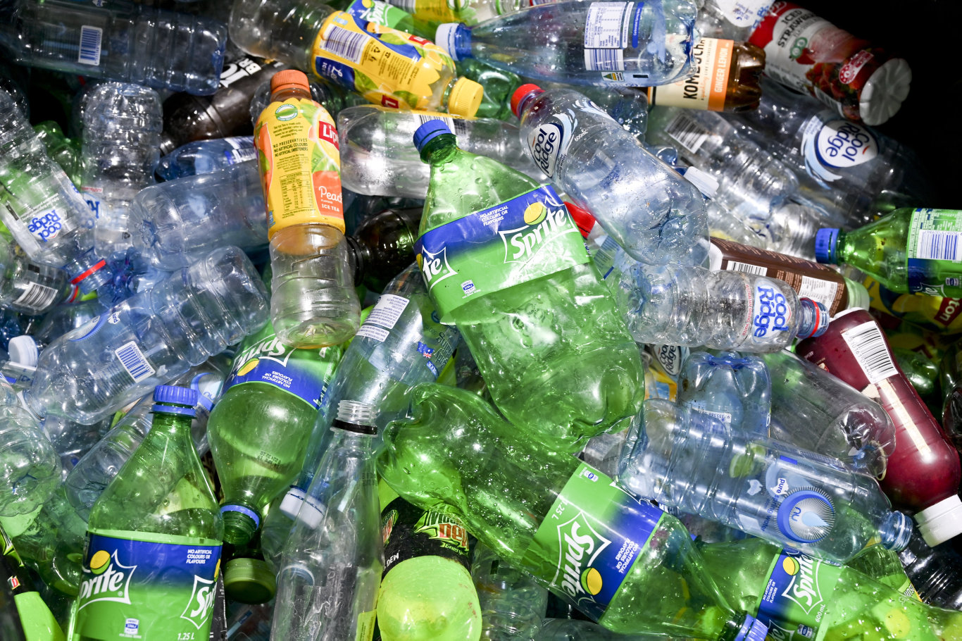 Lifeline's containers for change has collected 9 million bottles.