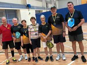 Pickleball: playing at a place near you