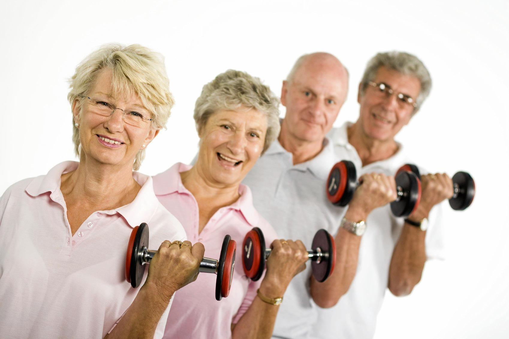 GET ACTIVE: Expert says weightlifting is a crucial aspect of improving the quality of life of older adults and elderly.