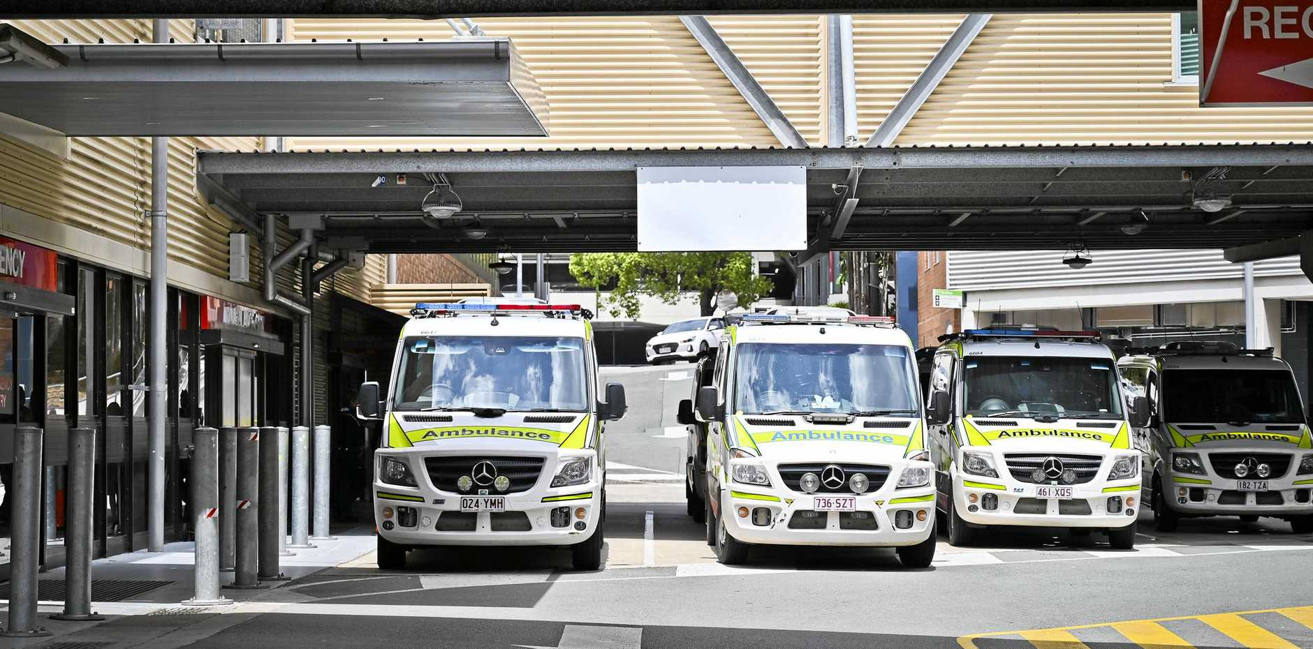 The NSW Health Services Union argued population growth was placing increased strain on the state's ambulance service.