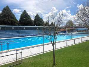 Tenterfield pool to reopen with a splash