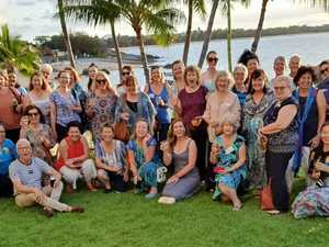 Why 35 tourist information teams landed in Bowen