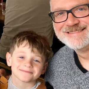 Image result for Dad goes viral for tweeting about trans son's party to celebrate transition