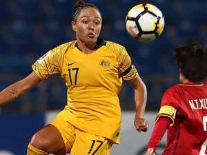 Matildas clearing decks to usher in new era