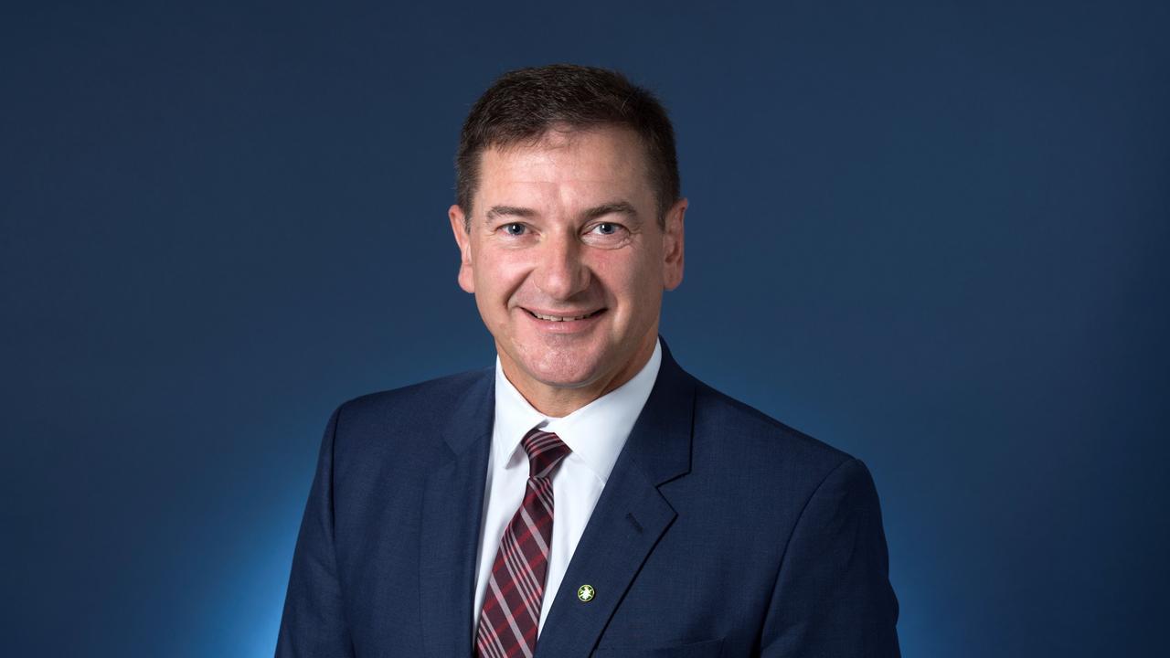 MP Llew O'Brien.