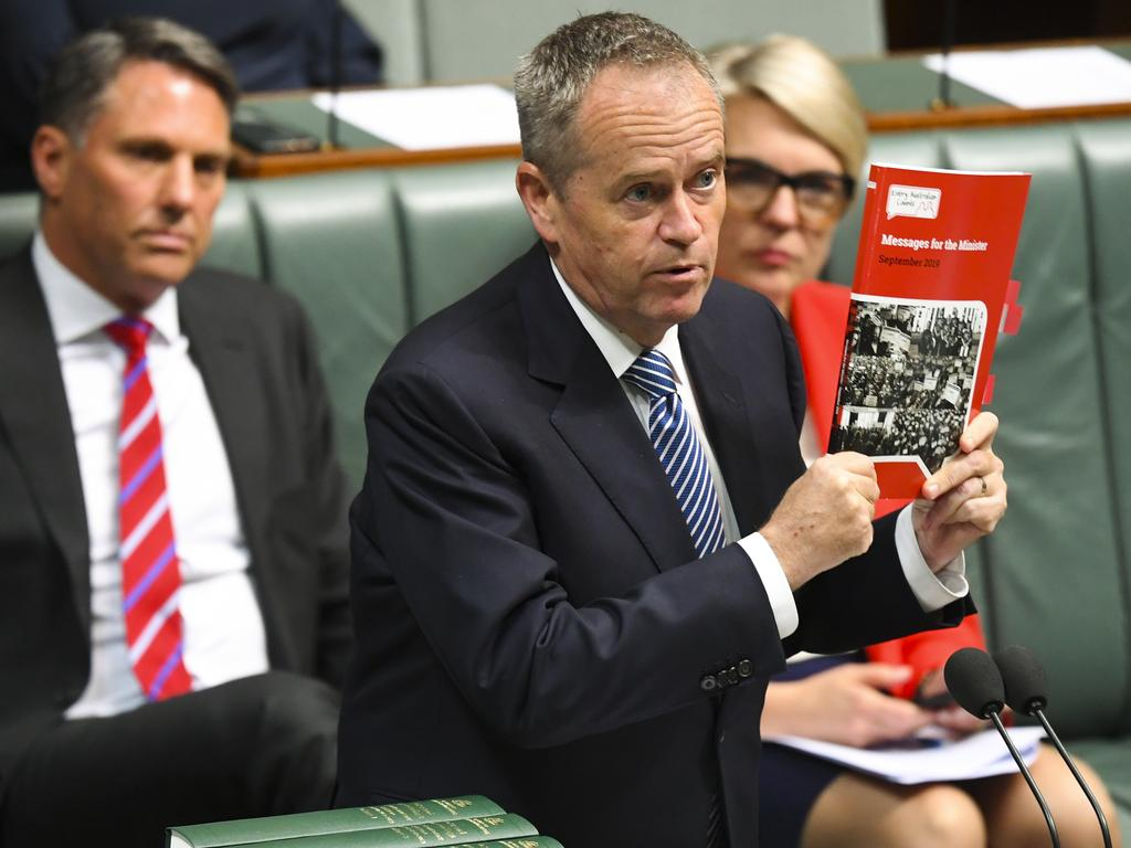Former Labor leader Bill Shorten attended the Chinese Friends of Labor fundraising dinner in 2015 but is not being investigated by ICAC. Picture: AAP