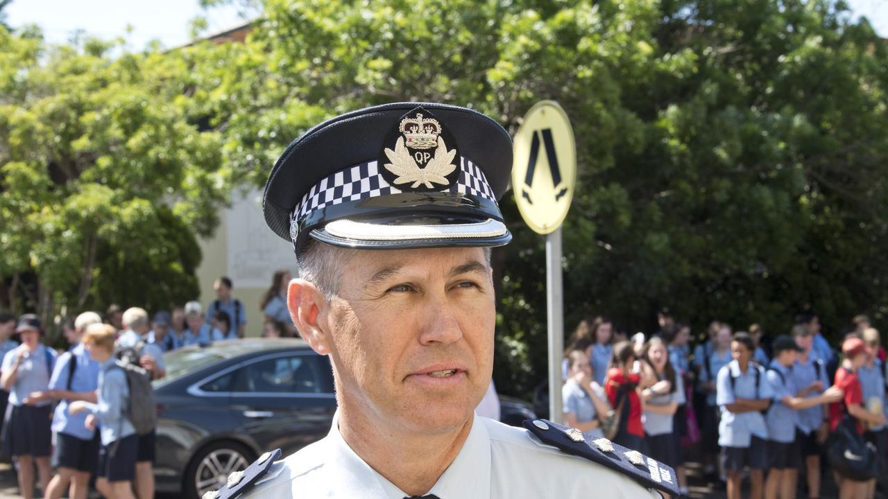 City Patrol Group Acting Inspector Regan Draheim. Picture: Nev Madsen