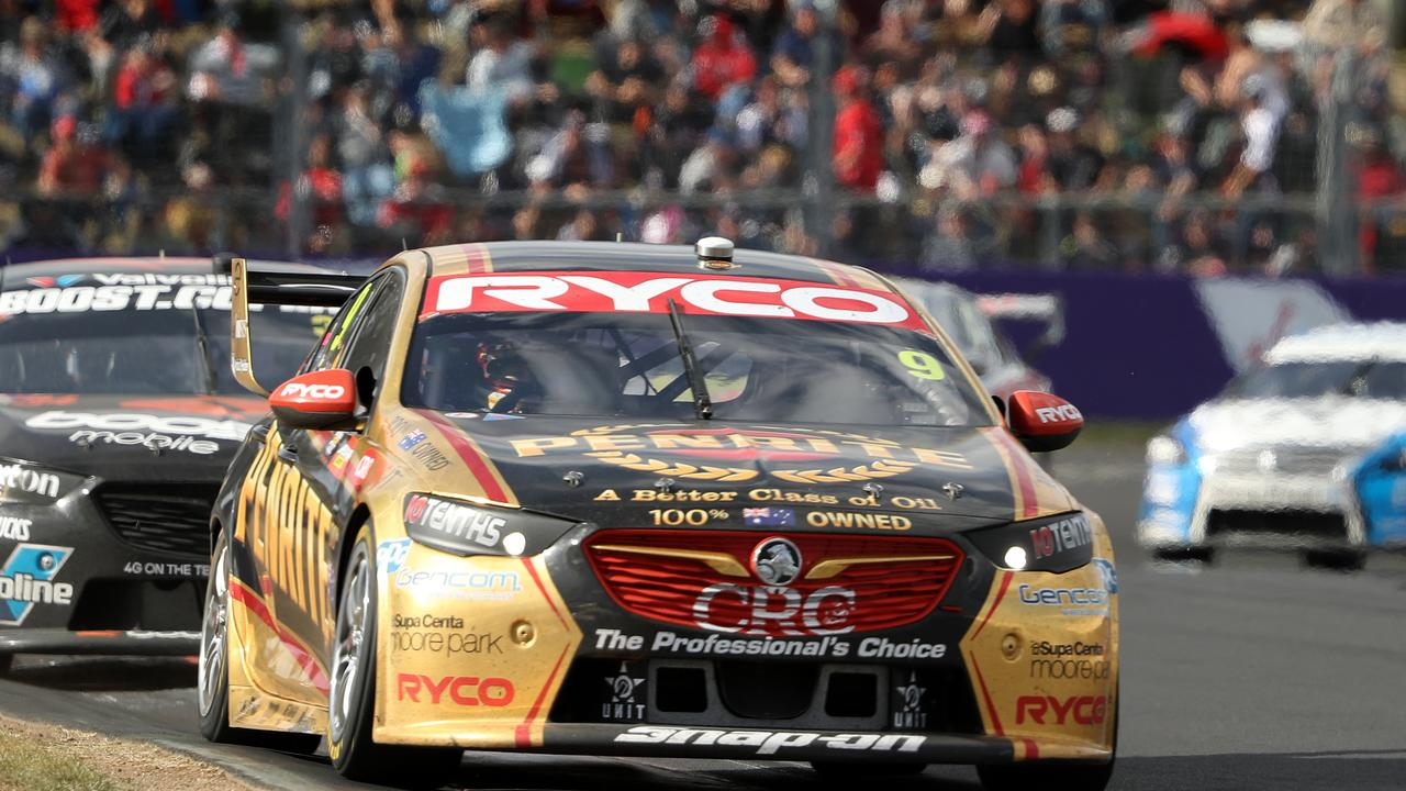 Reynolds performed well at Bathurst.