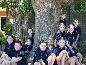 Ten twins set to break Gympie school record