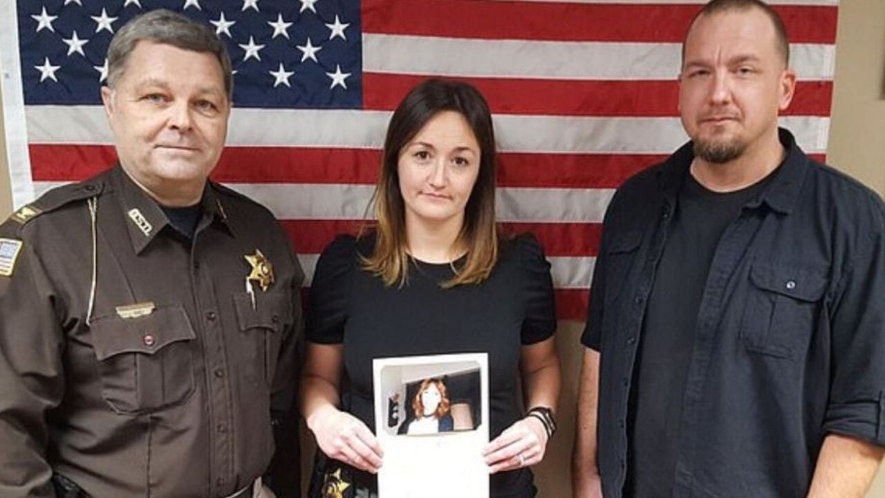 The rape and murder of an 18-year-old girl in Wisconsin 35 years ago has finally been solved after police compared DNA evidence to a genealogy database. Picture: Ozaukee County Sheriff's Office