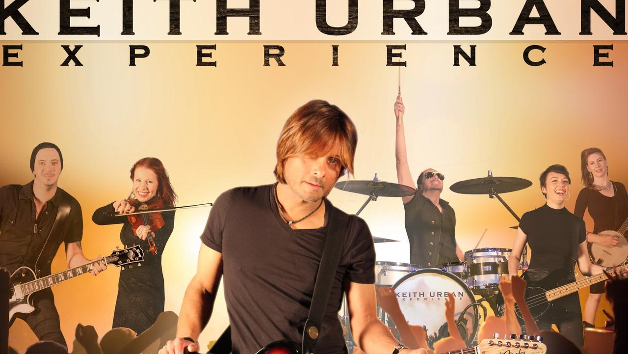 Farren Jones from the Keith Urban/Bryan Adams Experience Show will be playing the Broncos Club on Saturday.