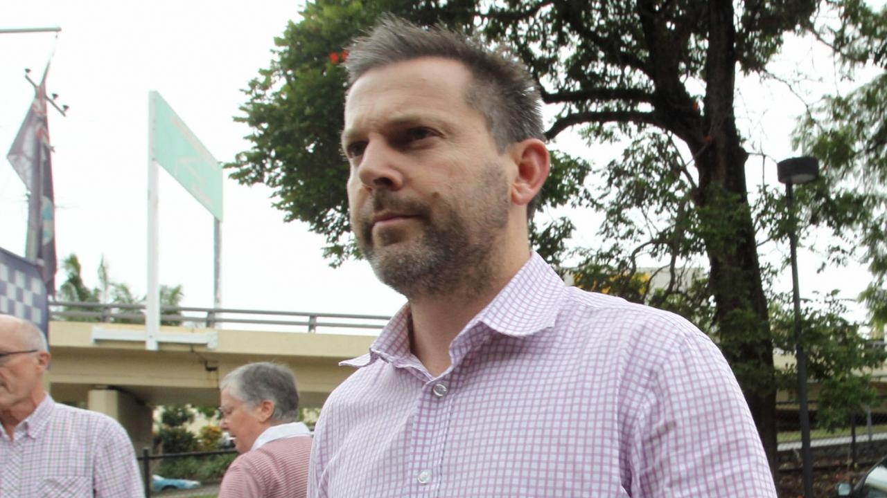 "Gerard Baden Clay has been accused of assaulting a prison officer by ""inappropriately"" touching him on the backside."