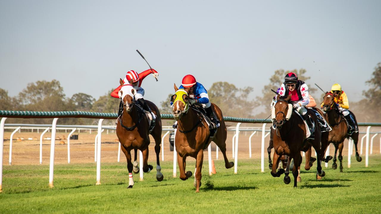 TOP DAY: Ladies Oaks Day will return to the Lockyer Valley Turf club in November due to renovations at Ipswich Turf Club. Photo: Ali Kuchel.