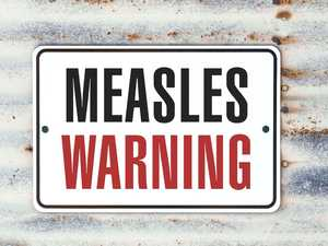 Measles alert issued for Ipswich