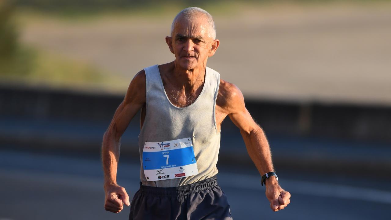 Yeppoon Running Festival: Half marathon John Camilleri.