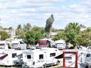 1000 caravans to descend on Gympie