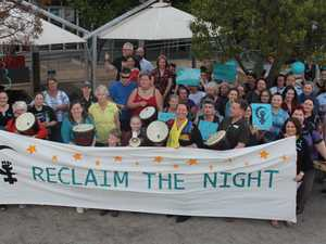 Residents rally together against sexual violence
