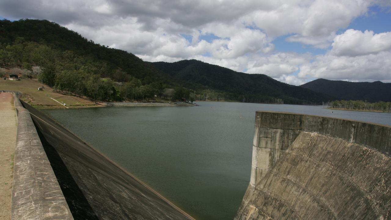 The Borumba Dam near Imbil. The dam is very close to where the proposed Mary River Dam would be located.Photo: Brett Wortman / Sunshine Coast Daily
