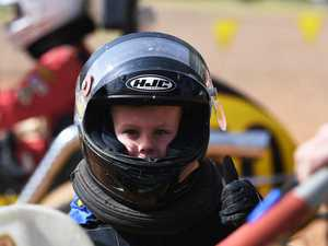 SPEEDWAY KARTS: Queensland Titles program