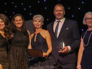 Paddock to plate butcher tips scale at business awards