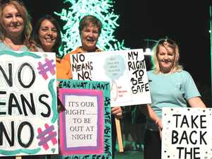 Event aims to make streets safer for Mackay women