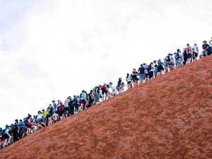 'Sucked in': Uluru climb cancelled