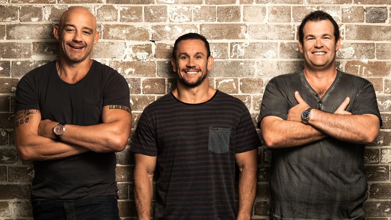 Worland was one of the main hosts of Triple M's Grill Team with Mark Geyer and Matty Johns.