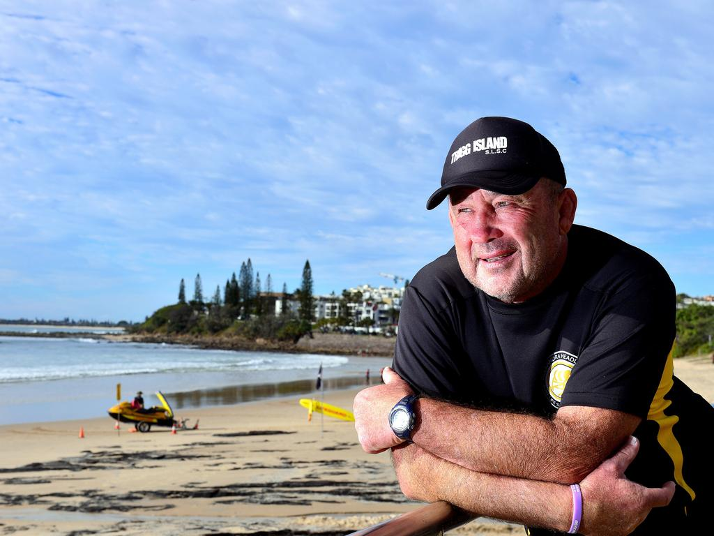 Alex Surf Club general manager Ashley Robinson says he has worked the past 42 Christmas Eves without fail. Photo: John McCutcheon / Sunshine Coast Daily
