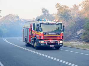 Three fires under control while one is yet to be contained