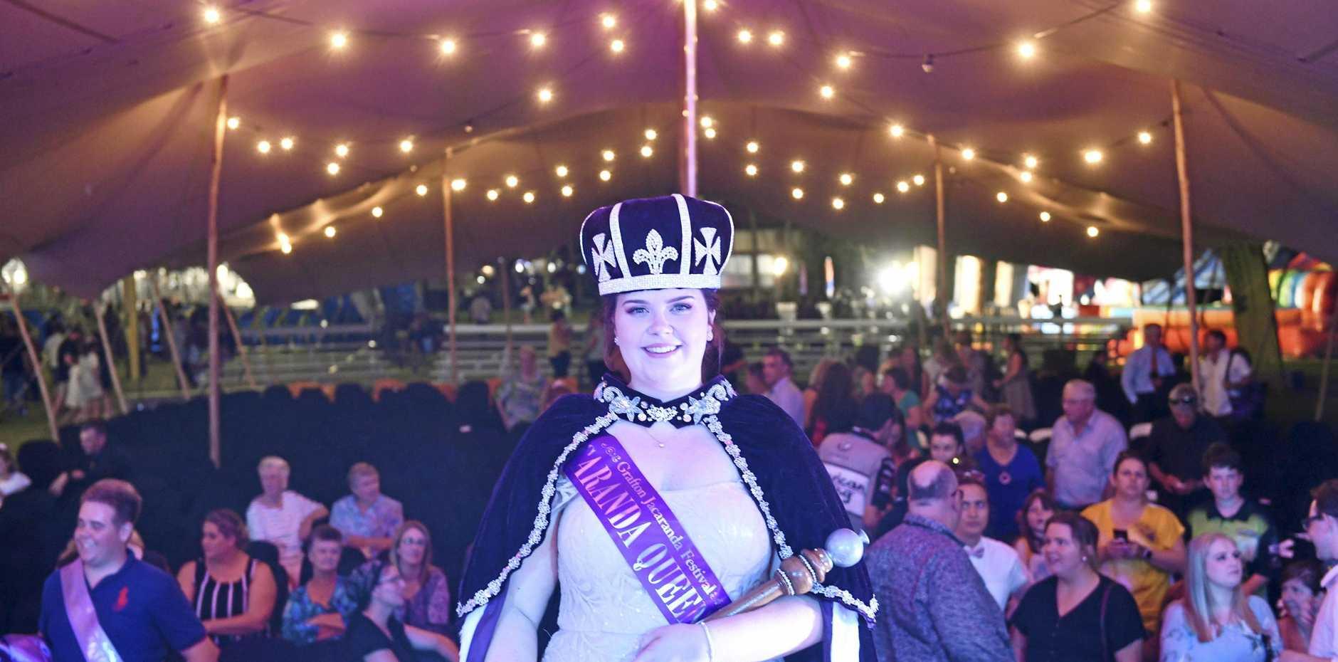 2019 Jacaranda Queen Crowning