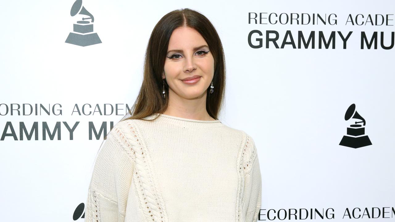 Lana Del Rey said her SNL performance 'wasn't terrible'. Picture: Getty.