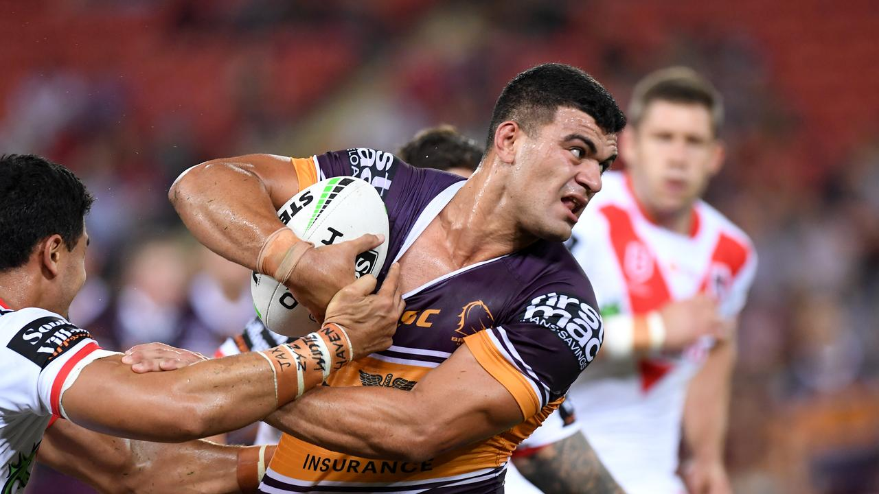 The Warriors have joined the race for Fifita. Picture: Bradley Kanaris/Getty Images)