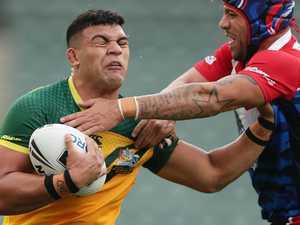 Fractured eye socket denies in demand Fifita a Kangaroos debut