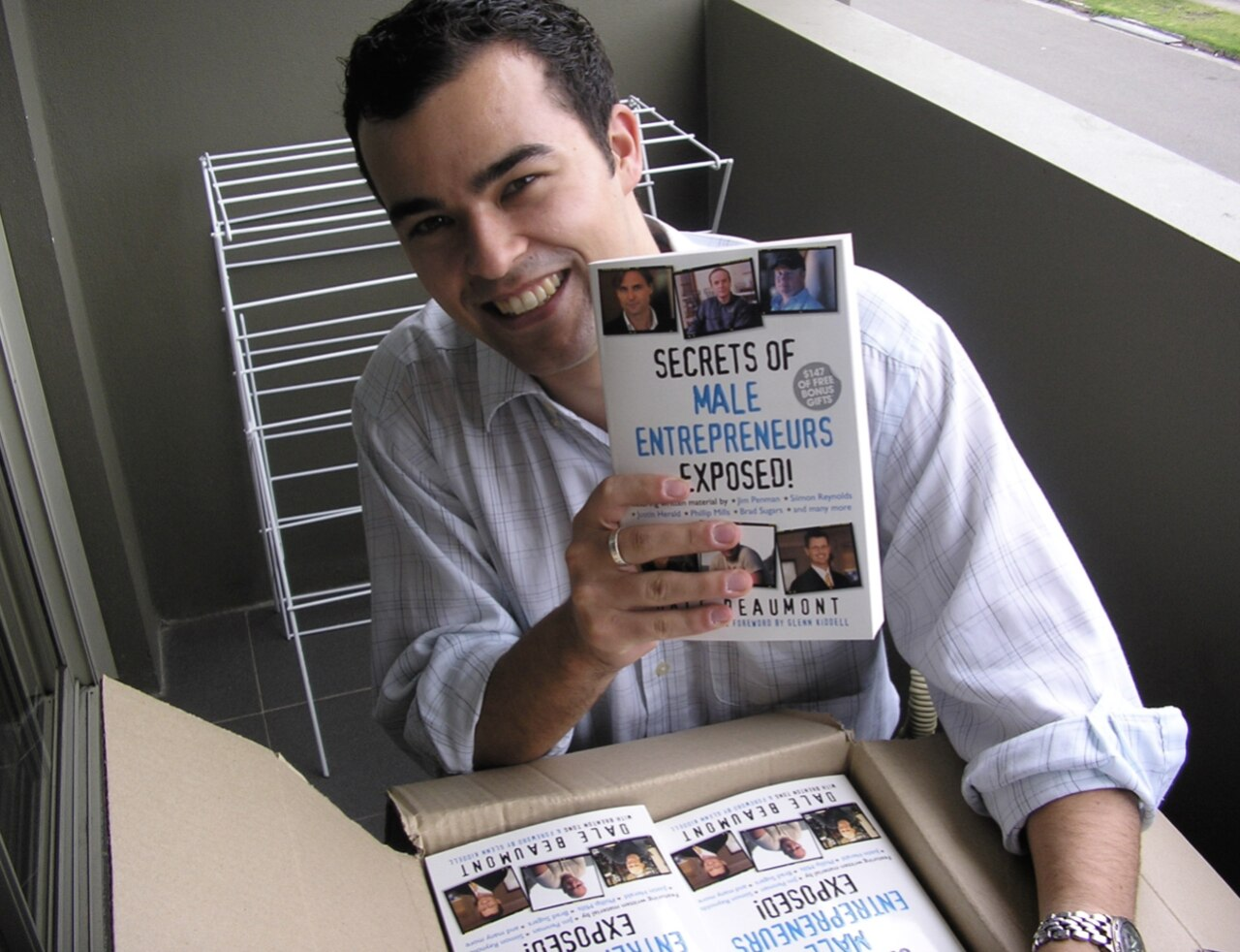 He created the successful Secrets Exposed series.