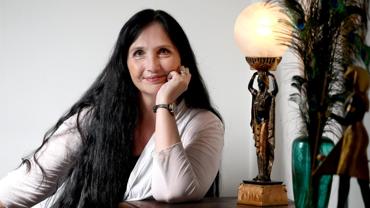 Psychic Alison Maiden is gaining national attention. PICTURE: ANNA ROGERS