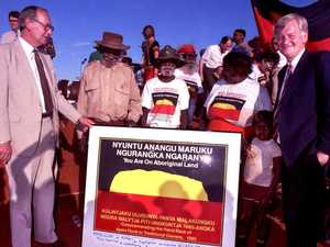 Uluru's significant day in history