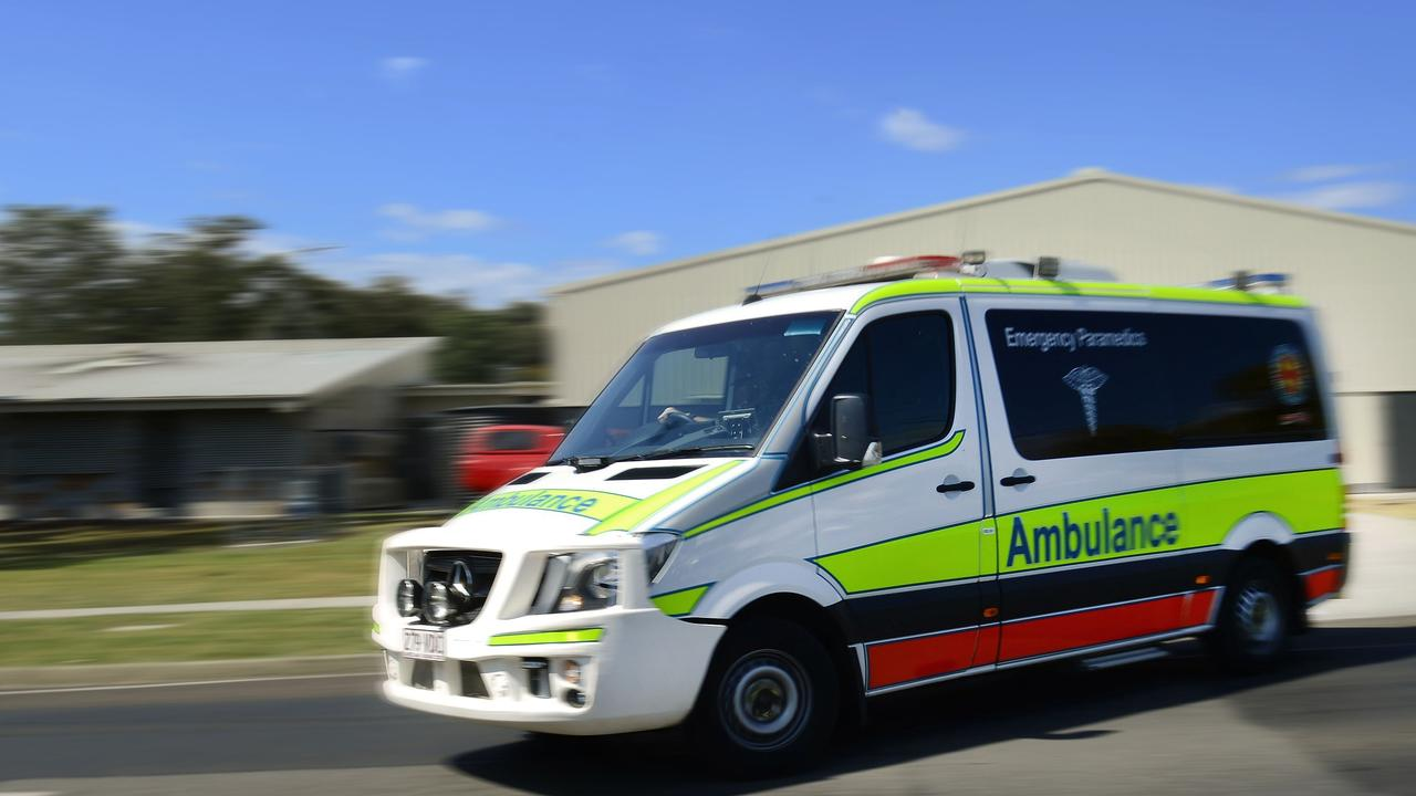 TWO INJURED: Children were taken to hospital after a crash on the Bruce Highway on ramp. Photo: File.