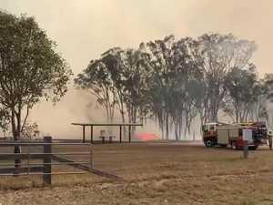 Taabinga Bushfire