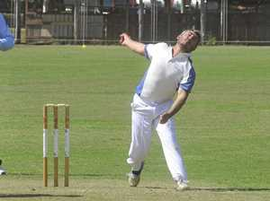 Blanch bags six to silence Services' star centurion