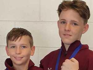 PHOTOS: Gladstone duo claim Aussie champs