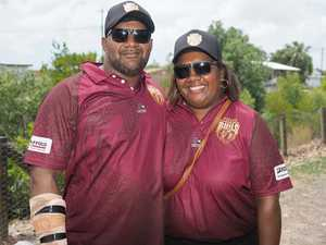 Family rivalry at rugby league carnival