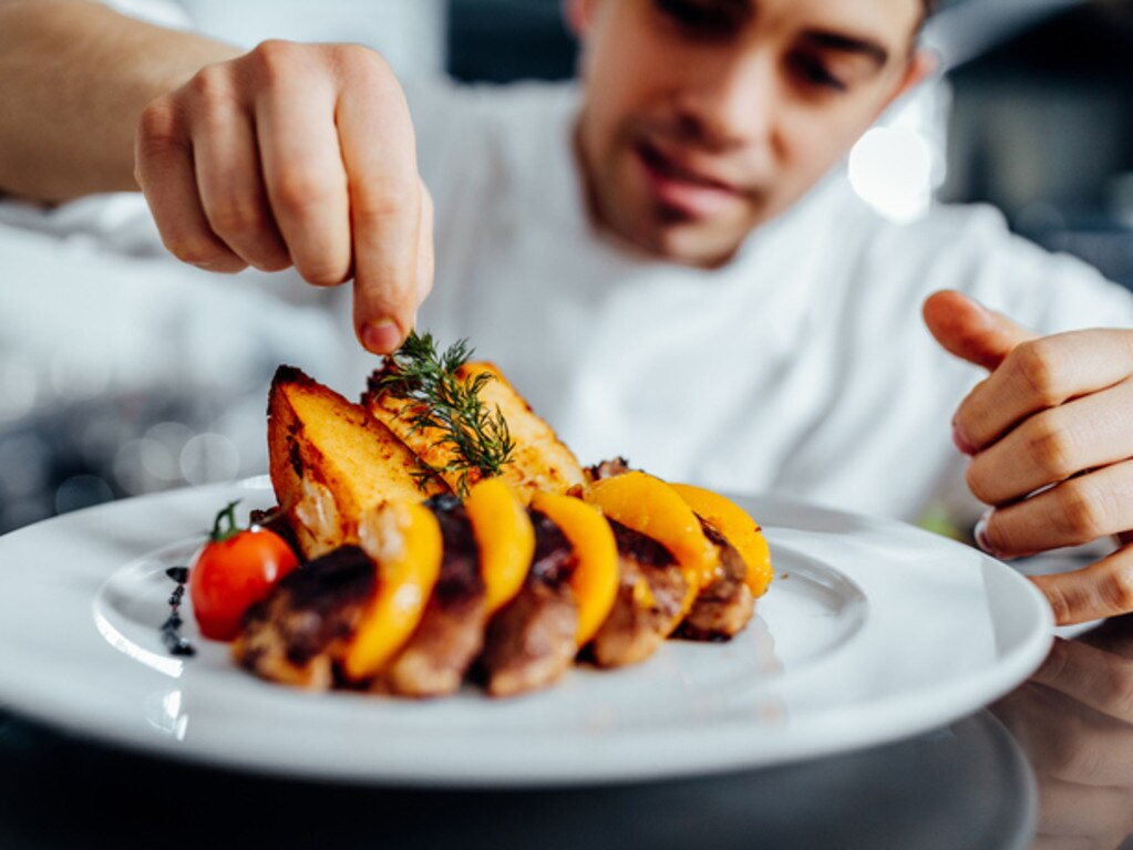 Failing to wash your hands before preparing food can spread diseases. Picture: iStock