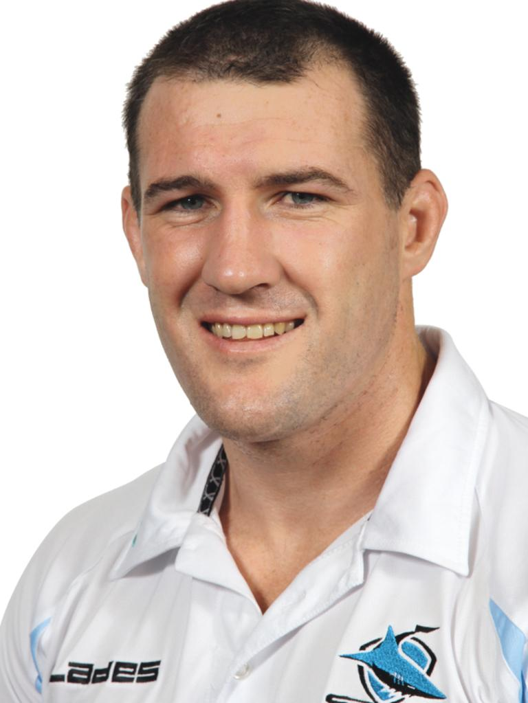 Gallen's official headshot for the 2011 season.