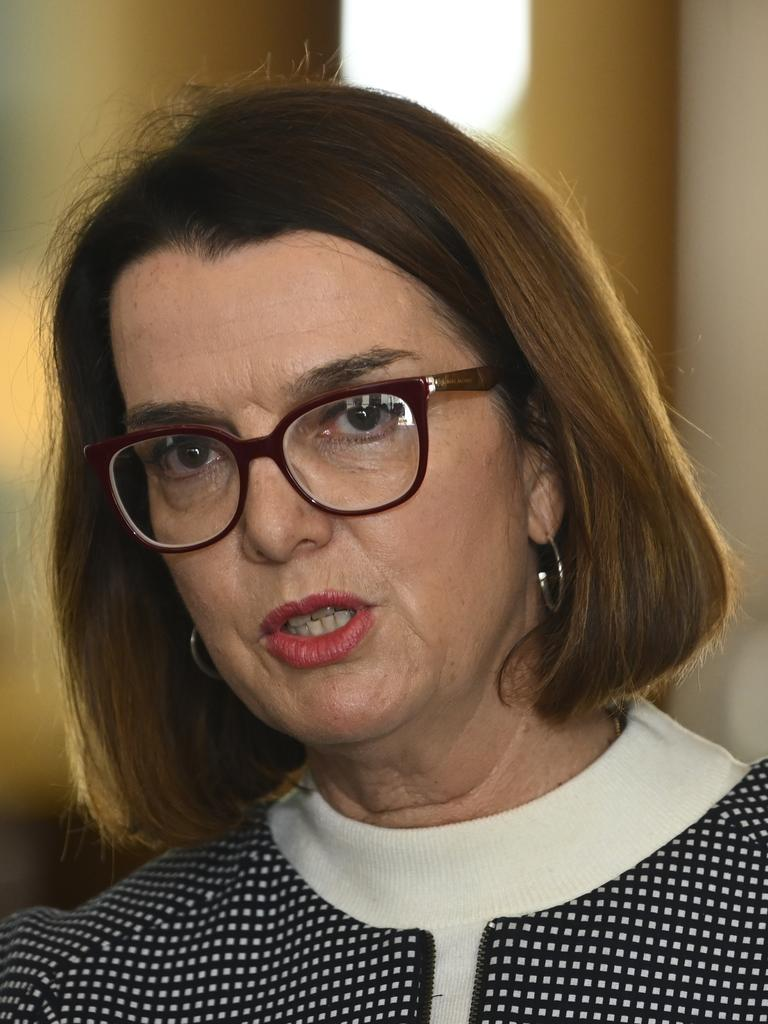 Social Services Minister Anne Ruston. Picture: Lukas Coch