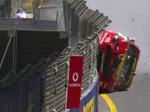 Gold Coast 600: Probe into debris 'hitting balcony'