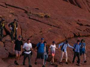 'Selfish': Final Uluru climbers lashed