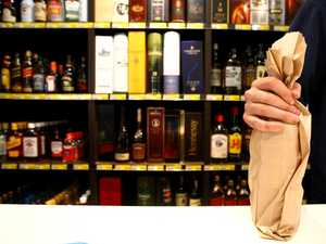 Man who stole tequila in pants a bit 'drunk' and 'silly'